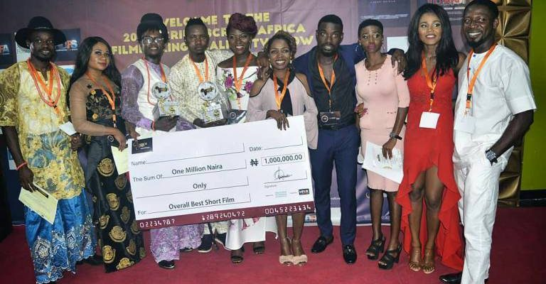 Best Actor, Filmmaker, Others Emerge At 2018 Script2Screen Africa TV Reality Show