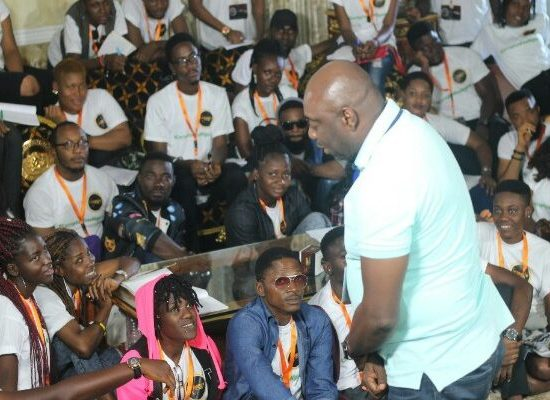 Segun Arinze Lists All Movie-Makers Need From Government At Script2ScreenAfrica Filmmaking TV Reality Project