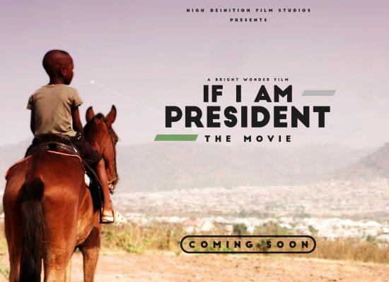 """If I Am President"" Movie Audition"