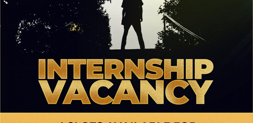 JOB ALERT: INTERNSHIP VACANCY AT HIGH DEFINITION FILM ACADEMY & HIGH DEFINITION FILM STUDIOS