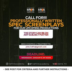 ATTN: TO ALL THE SCREENWRITERS ON PLANET EARTH!!!